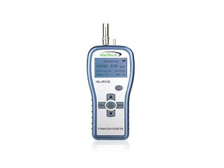 深圳高精度手持式甲醛检测仪器HAL-HFX10