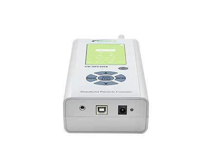 洁净室用便携式尘埃粒子计数器CW-HPC300