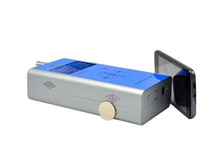 高精度便携手持式PM 2.5速测仪CW-HAT200